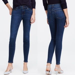 """Ann Taylor """"The Skinny Ankle Modern Fit"""" jeans"""